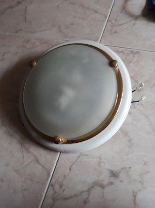 plafón de baño