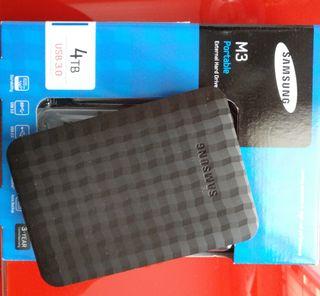 Disco duro Samsung M3 (4Tb)