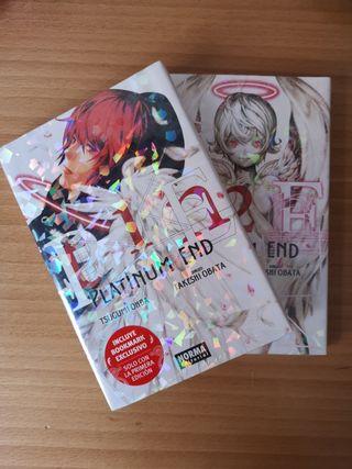 Cómics manga Platinum End