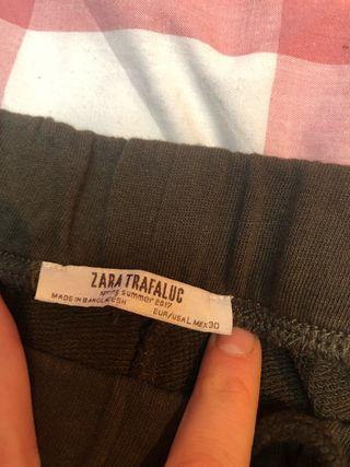 Pantalón de chándal (ZARA)