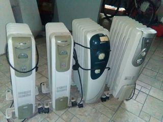 4 radiadores