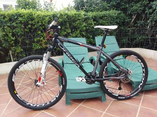 Bicicleta Orbea Zenit