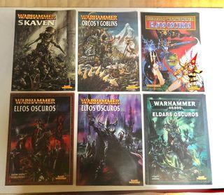 Colección Warhammer