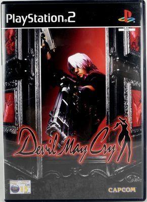Devil may cry Playstation 2
