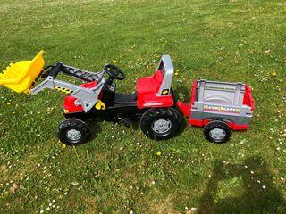 Tractor rollo toys