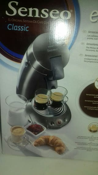 cafetera marca Philips