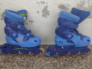 patines en línea para niños
