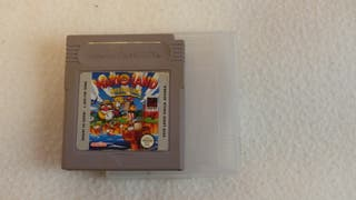 Videojuego Wario Land Super Mario Land 3 GAME BOY