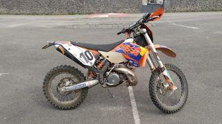ktm 250 EXC 2t 2011