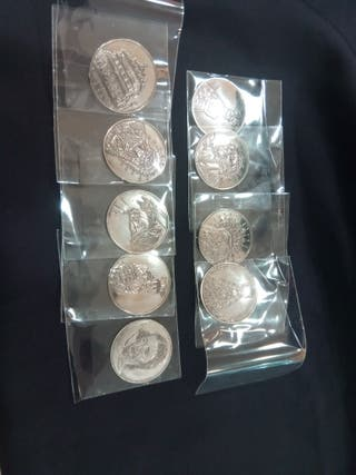 Monedas Cofradías