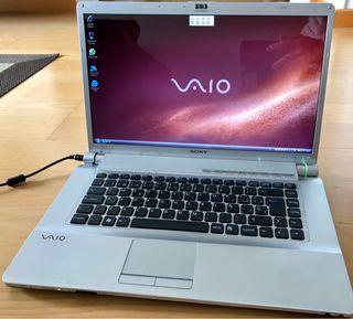 Ordenador portatil SONY VAIO modelo PCG-3D1M