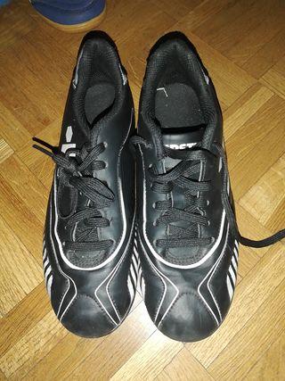 zapatillas de fútbol n 34