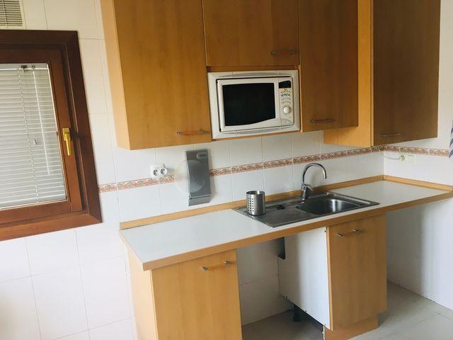 Muebles cocina Xey + fregadero + vitro + horno de segunda mano por ...