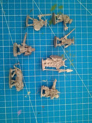 Miniaturas Grenadier