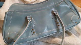 Bolso azul cielo