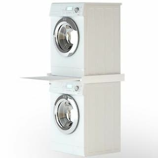 Bandeja para apilar lavadora / secadora
