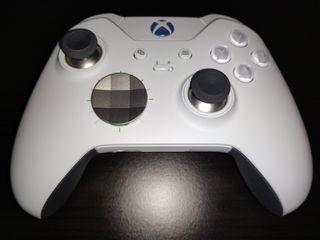 Mando Xbox One Elite - Blanco - Impecable