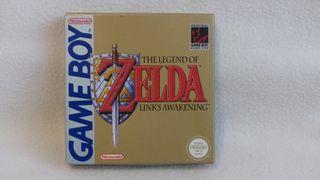 Juego The legend of Zelda Link's Awakening G.BOY