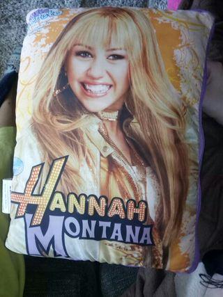 cojín Hannah Montana