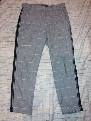 pantalon zara talla s