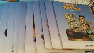 11 Libros comics vascos con historia.