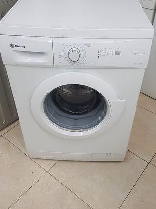 lavadora marca Balay 6kg clase A RPM 800