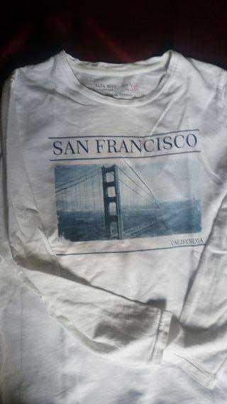da6a791a42f Camisetas manga larga algodón de segunda mano en la provincia de ...