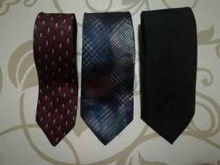 Corbatas.