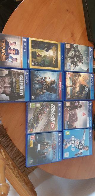 PS4+VR+FIFA19 Y MUCHOS + !!