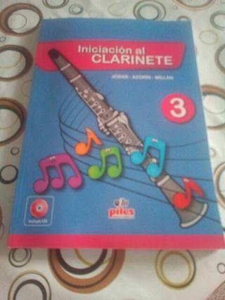 iniciacion al clarinete