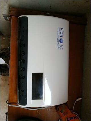 generador de aniones