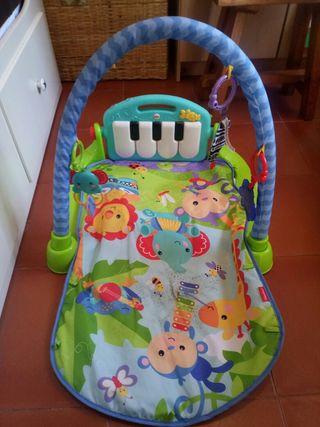 alfombra juegos bebé