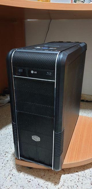 PC Torre Gaming alta gama i7 980x Asus x58