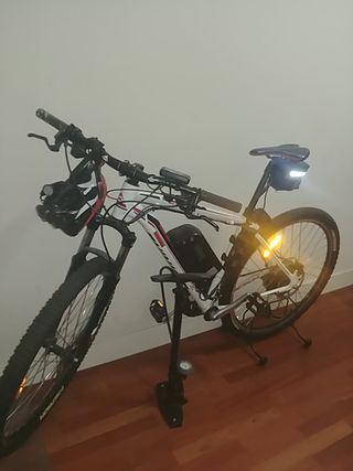 Bicicleta electrica personalizable