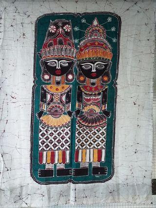 Batik tailandés