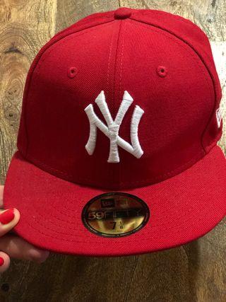 Gorra original de los yankees