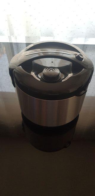 Robot Cocina NewCook Silver.