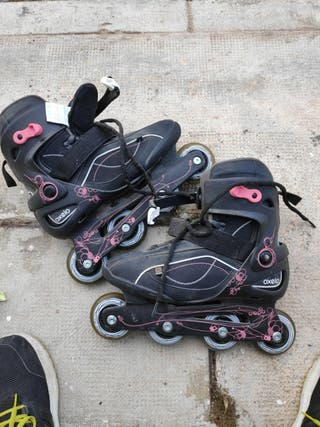 patines en linea chica