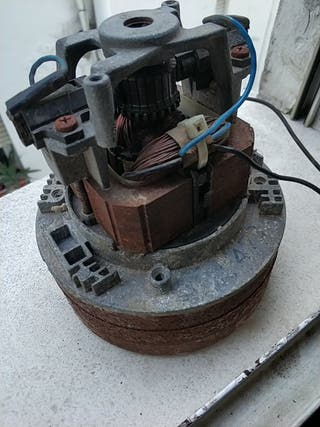 Motor aspiradora