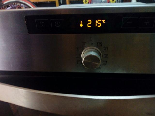 vendo horno balay digital con ventilador