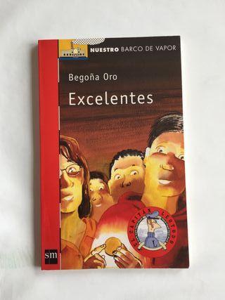 Libro Excelentes (BEGOÑA ORO)