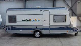 Caravana Fendt 510 Platino