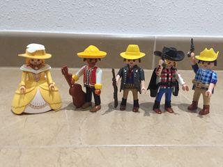 Playmobil - Lote Oeste 5