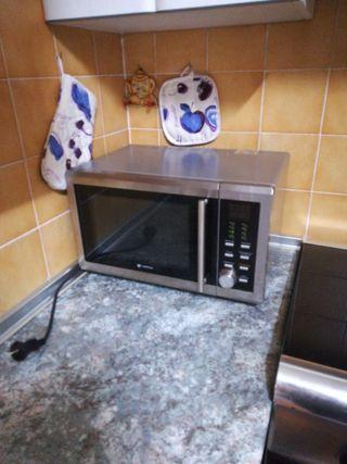 Microondas grill
