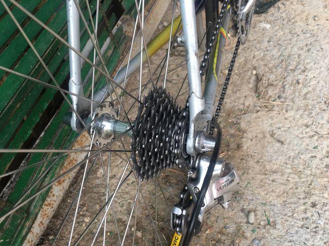 Bicicleta Carretera Contini