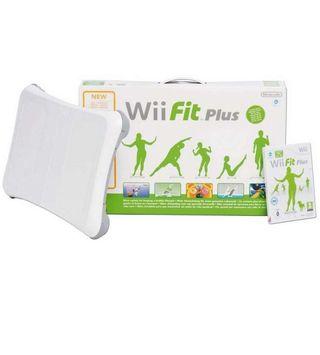 Tabla Wii fit + dos juegos