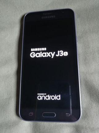 Samsung galaxy j3, casi sin uso.