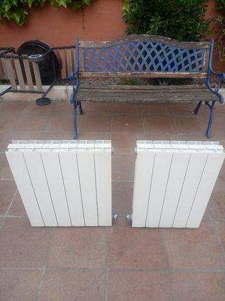 radiadores calefacción