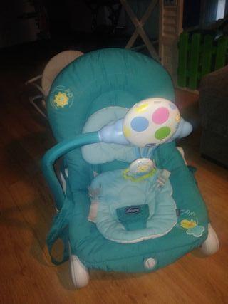 Chicco Hamaca Balloon Turquoise