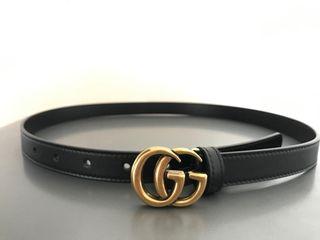 58fe88ef5 Cinturón de mujer Gucci de segunda mano en WALLAPOP
